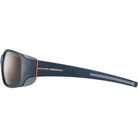 Julbo Monterosa Spectron 4 Sunglasses Damen dark blue/gray/coral-brown flash silver